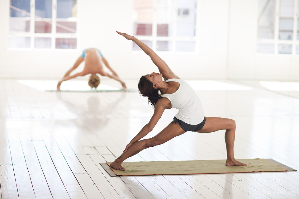 Бесплатное занятие «Йога мегаполиса»