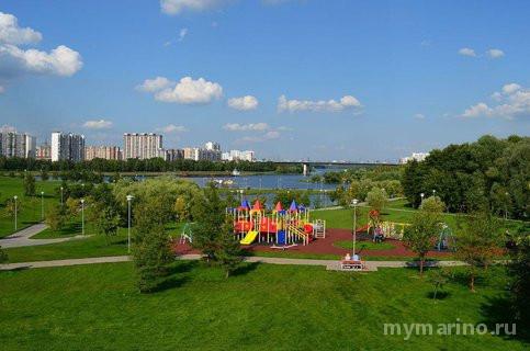Парк «Братеевская пойма» — один из лучших в столице