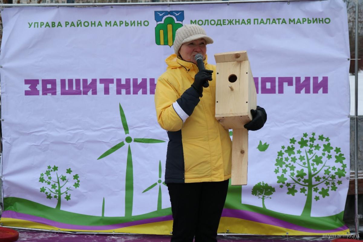 Экологическая акция в Марьино