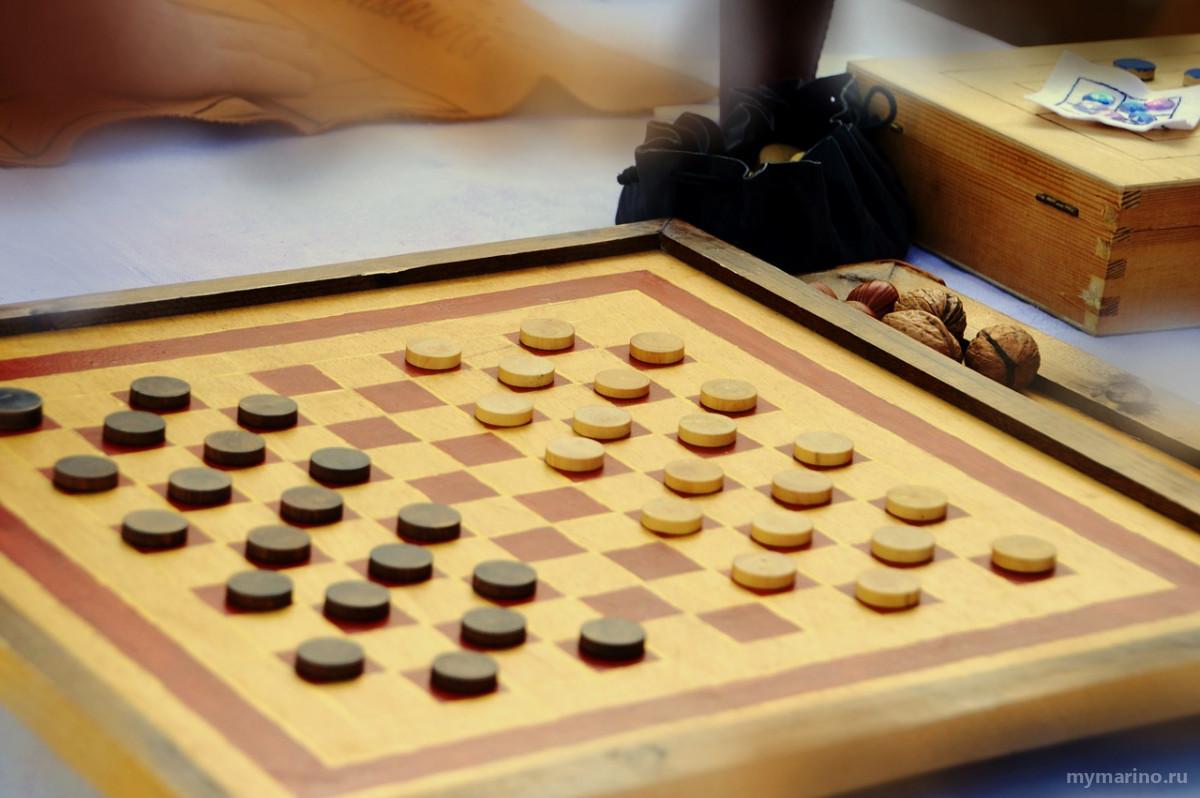 В районе провели турнир по шашкам