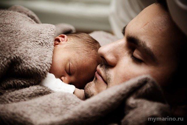 Бесплатное занятие для родителей новорожденных