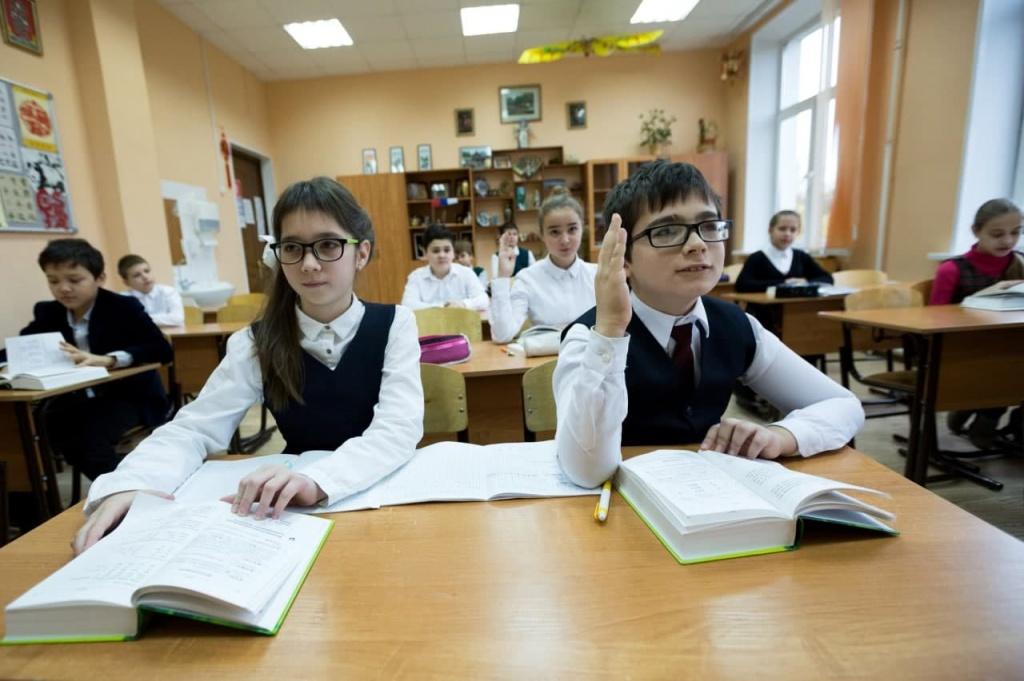 Школьников из Марьина пригласили принять участие в Московской олимпиаде по химии